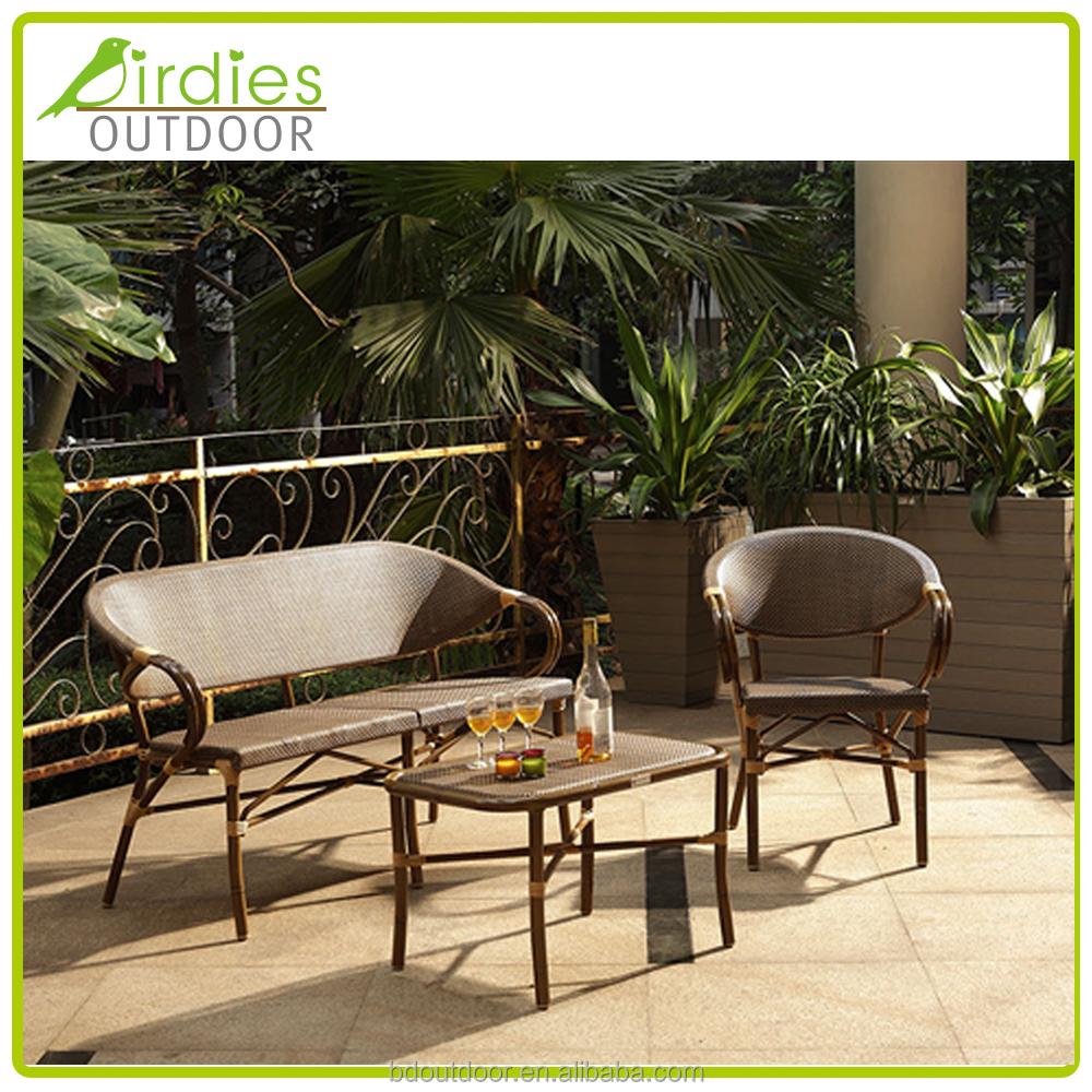China bamboo garden furniture wholesale 🇨🇳 - Alibaba