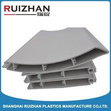 best price Top quality foamed plastic pvc profile for building and furniture material