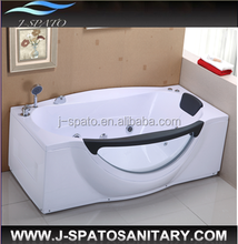 2014 New Design wash spa massage walk in tub JS-8606