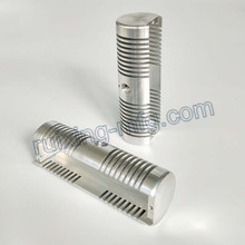 Custom Made LED Precision CNC Aluminum Heat Sink Aluminum Housing