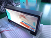 Taxi top led board/Roof Mounting Rotate Lcd Cab Car Taxi Advertising Screen100% Response Rate