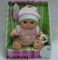 Cheap new coming old fashion baby dolls with ce