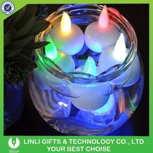 Battery Operated Led Floating Cheapest Waterproof Candles