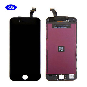 XJS-61 high quality lcd touch screen glass assembly for iphone 6