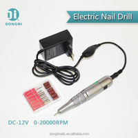 hand well drilling electric nail drill
