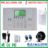 GSM Medical Alarm System Android IOS APP GSM Alarm System Home PSTN GSM Alarm System