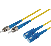 LC-SC ST-LC ST-SC FC-LC hybrid connector conversion fiber optic patch cord
