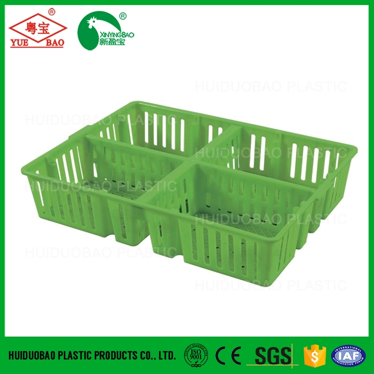 ventilated chick transport crate plastic baby chick cage