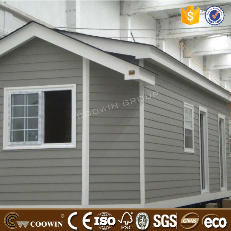 Weather prood container house exterior wall panel