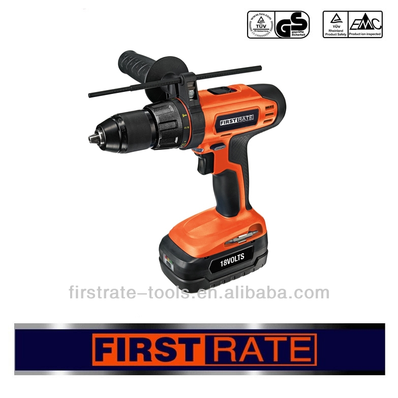 18V li-ion cordless drill/screwdriver rechargeable battery pack