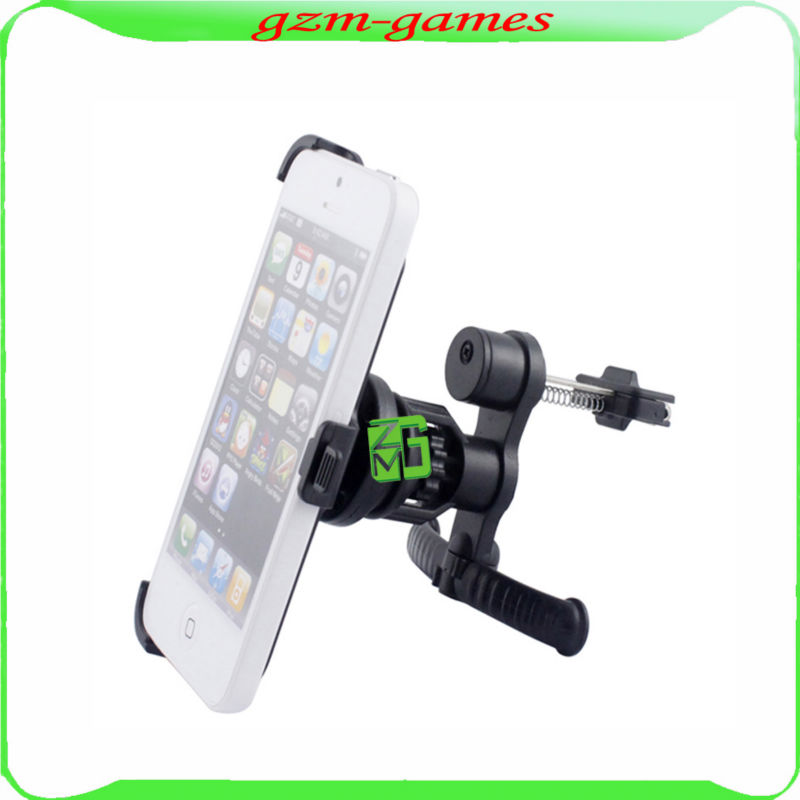 For iPhone 5 5G Car Air Vent Mount Holder Stand Cradle