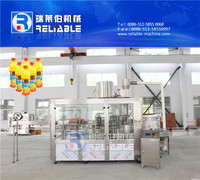 Good Service Small Juice Aseptic Filling Machine