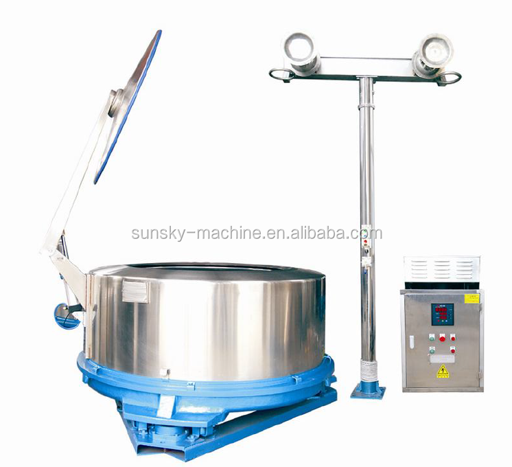 2017 High Quality Hydro extractor for Yarn,Garments,Fabric textile Dyeing Mills