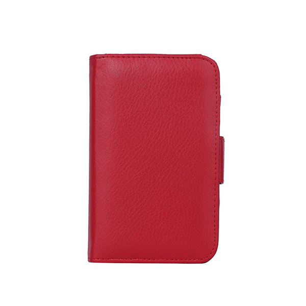 IP5017 Leather Flip Case for iPhone 5S , Multifunctional Wallet Cover Case for iPhone 5S
