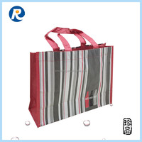 Custom Laminated RPET Shopping Bags