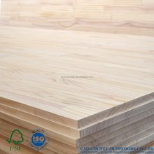 Hot Sales Solid Pine Wood Finger Joint Boards for Furniture Boards Usage