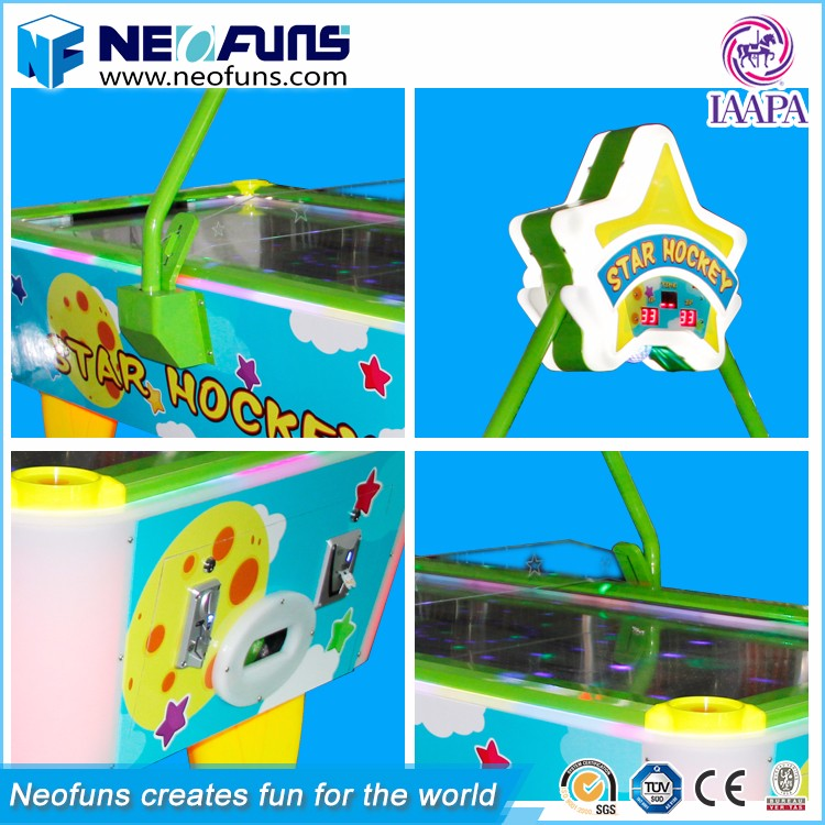 China Arcade Amusement Game Machine Air Hockey Table on Sale
