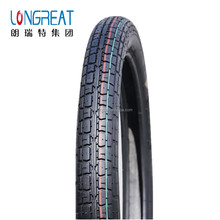 made in China good quality 2.25-16 16 inch rubber motorcycle tyre with DOT ECE INMETRO BIS approved
