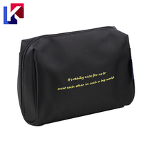 Good quality makeup travel organizer cosmetic bag