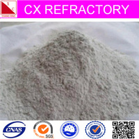 IAF certified high alumina refractory cement price