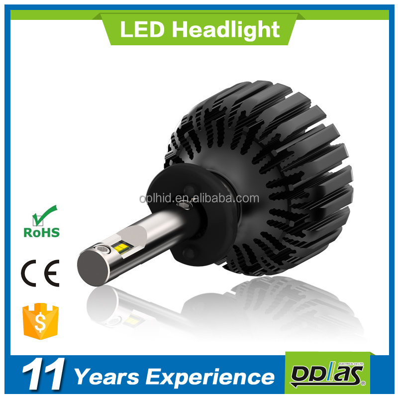 Chinese factory supply new style waterproof high performance H1 led car headlight,auto led,car led