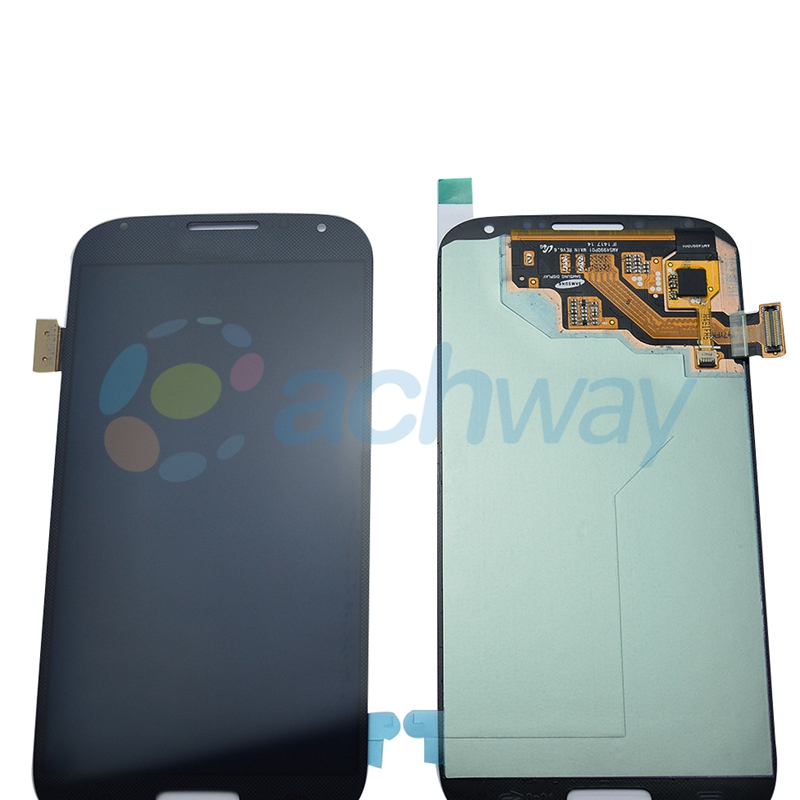 I9505 I9500 I545 M919 <strong>LCD</strong> For Samsung S4 <strong>Lcd</strong> Screen Digitizer Assembly AAA Mobile Phone White Black Blue