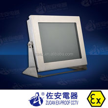 17inch Stainless Steel IP66 Full Sealed Explosion Proof Monitor