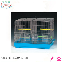 outdoor wire green stainless steel chinese bird cage