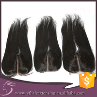 "Hot Sale One Part 4x4"" Lace Closure Straight Hair"