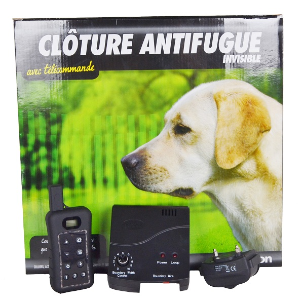 Collar Security System Stopping Dog Running Away dog electric fence reviews