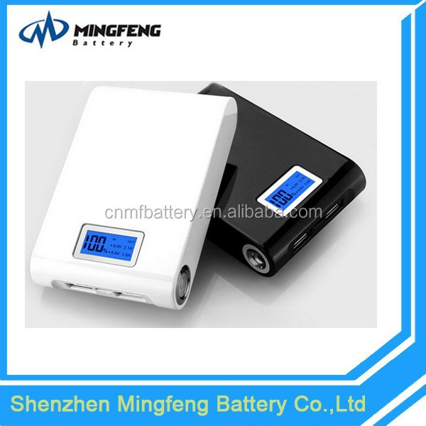 10400mah power bank battery, mobile power 10400mah supplier, portable mobile power bank