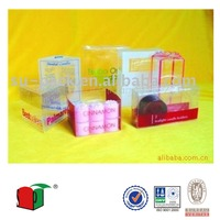 Lovely Printing Plastic Gift Packaging boxes