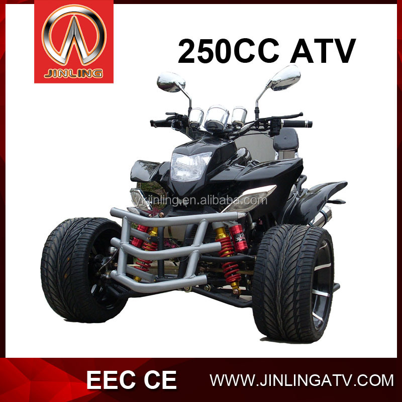 JEA-93-08 2017 New CVT 250cc atv quad