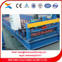 xinnuo new design export electric clay roof tiles making machines china manufacturer