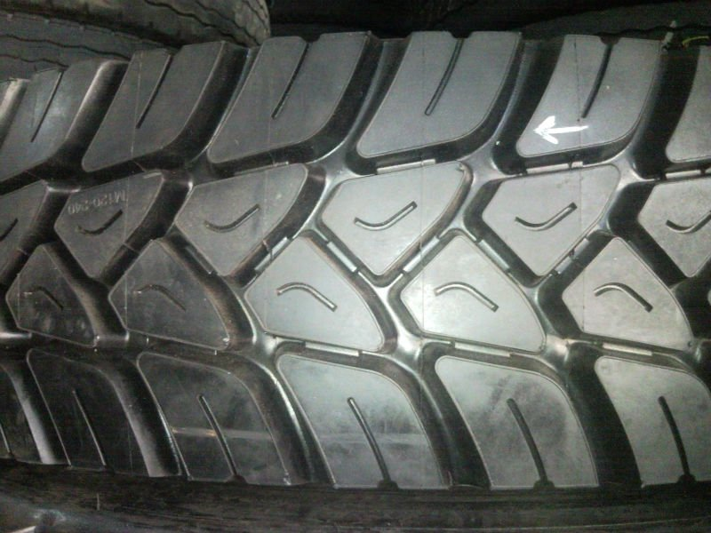 Retread Truck Tire