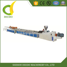 Skillful Manufacture Pvc Profile Production Line Pet Film Extrusion Line