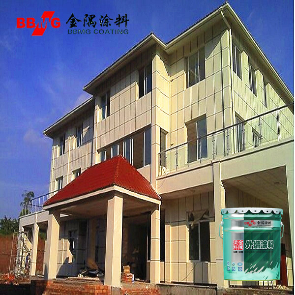 Factory Price External Wall Paint