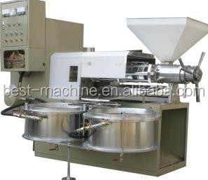 8TPD small scale edible cooking groundnut oil processing machine with best factory price