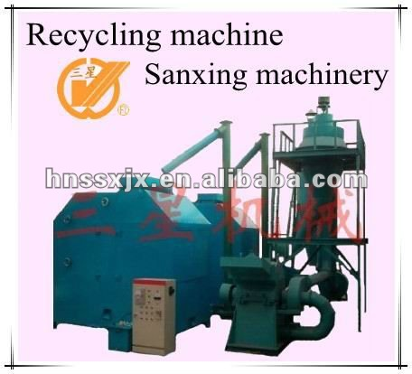 Recycling machine For waste electronic PCB ,Recycling equipment for Circuit board Scrap