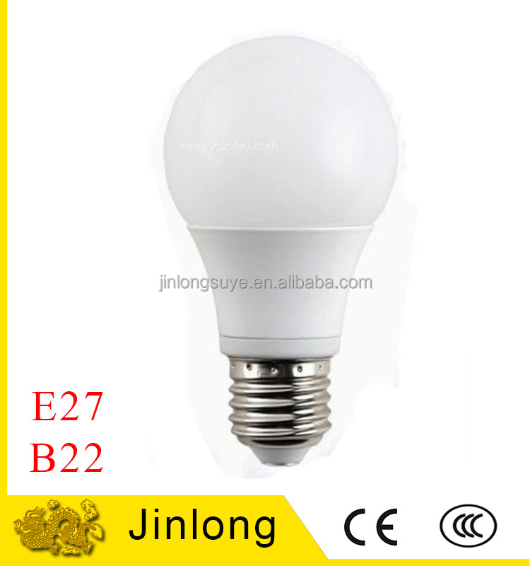 China manufacturer 2 years warranty energy saving 3W 4W 5W E27/B22 Led Light Bulb, led light bulbs e27