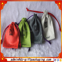 Customized Small Suede Bag