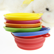 Novelty Fashionable Collapsible Silicone Pet Bowl