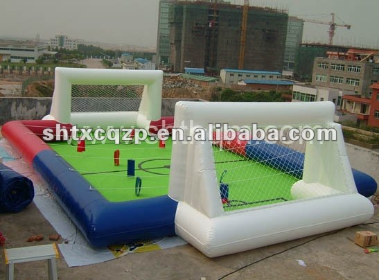 inflatable soap football for kids and adults/inflatable water football