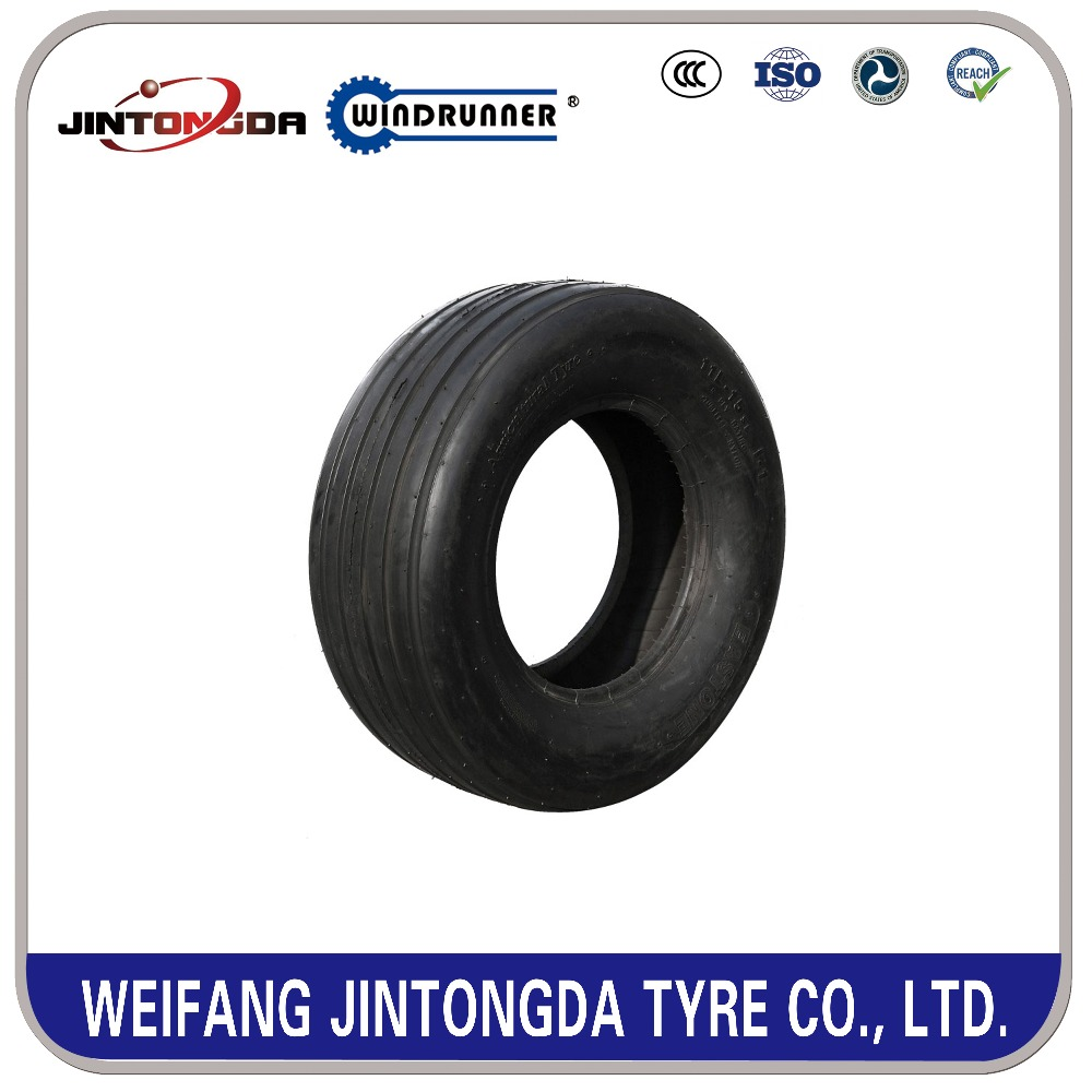 Chinese Factory Bias Agricultural Tyre / Tire I-1 Pattern 11L - 16 for implement tire