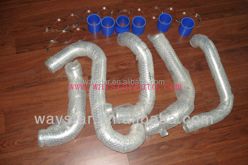 front mount fc3s intercooler piping kits for mazda RX7 fc3s