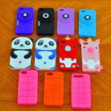 new design cute waterproof phone cover silicone phone case mobile phone cases