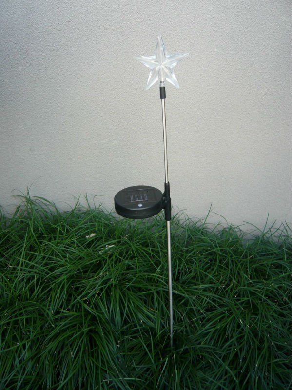 wholesale products china solar star stake light