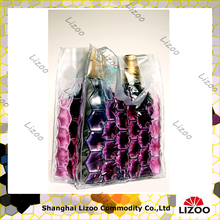 Wine Tote Cool Sacks Gel Filled Freeze and Go Double Bottle( factory With CE,MSDS,FDA)
