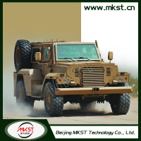 MKST Army Car Ballistic Cars Military Armored Vehicle Bullet Proof Plate