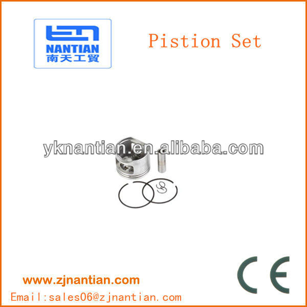 chinese chainsaw performance parts Pistion Set and brush cutter spare parts